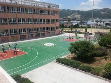 温州塑胶球场具有一定的抗紫外线能力